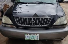 Very Clean Nigerian used 1999 Lexus RX