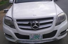 Properly maintained Nigerian used Mercedes-Benz GLK 2010