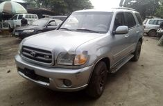 Super Clean Foreign used Toyota Sequoia 2002