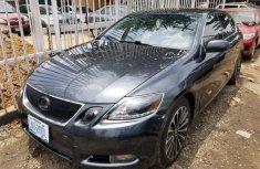 Neat Nigerian used 2007 Lexus GS
