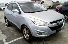 Neat Nigerian used Hyundai ix35 2011