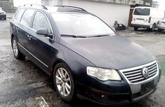 Properly maintained Nigerian used 2007 Volkswagen Passat