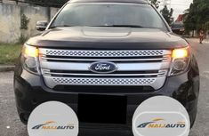 Foreign Used Ford Explorer 2015