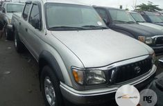 Foreign Used Toyota Tacoma 2004 Silver