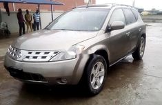 Well Maintained Nigerian used Nissan Murano 2004