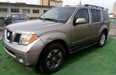 Very Clean Nigerian used Nissan Pathfinder 2005