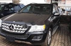 Very Clean Foreign used Mercedes-Benz ML350 2009