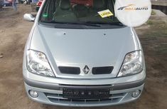 Foreign Used Renault Megane 2001 Model Silver