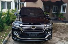 Clean Foreign used 2014 Toyota Land Cruiser