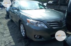 Foreign Used Toyota Camry 2008 Green
