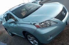 Properly maintained Nigerian used Lexus RX 2011