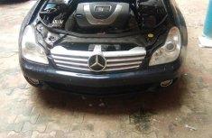 Super Clean Tokunbo 2006 Mercedes-Benz CLS