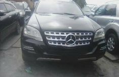 Very Clean Foreign used Mercedes-Benz M-Class 2009