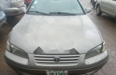 Properly maintained Nigerian used 1999 Toyota Camry