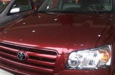 Super Clean Tokunbo 2007 Toyota Highlander