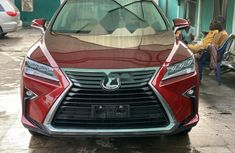 Super Clean Tokunbo Lexus RX 2018