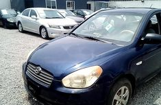 Super Clean Nigerian used Hyundai Accent 2007