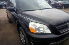 Very Clean Foreign used 2005 Honda Pilot