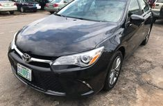 Well Maintained Nigerian used 2015 Toyota Camry
