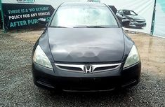 Well Maintained Nigerian used 2006 Honda Accord