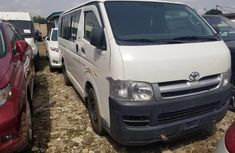 Foreign Used 2008 Toyota HiAce for sale in Lagos