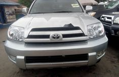 Foreign Used 2005 Toyota 4-Runner Petrol