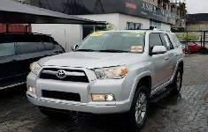 Clean Foreign used Toyota 4-Runner 2012