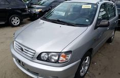 Foreign Used 2002 Toyota Picnic Petrol