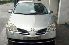 Foreign Used 2004 Nissan Primera for sale