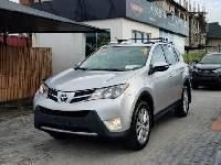 Foreign Used Toyota RAV4 2013 Automatic