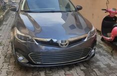 Foreign Used Toyota Avalon 2015 for sale