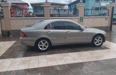 Nigerian Used 2005 Mercedes-Benz C320 Petrol