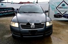 Nigerian Used Volkswagen Touareg 2007 Automatic
