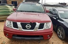 Foreign Used 2005 Nissan Frontier Automatic