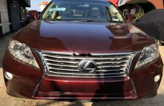 Foreign Used Lexus RX 2013