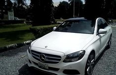 Nigerian Used 2015 Mercedes-Benz C300 Petrol