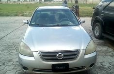 Nigerian Used Nissan Altima 2003 Automatic