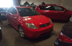 Super Clean Foreign used Toyota Matrix 2004