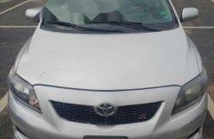 Nigerian Used Toyota Corolla 2009 for sale