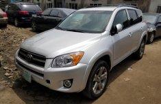 Nigerian Used Toyota RAV4 2010 Automatic