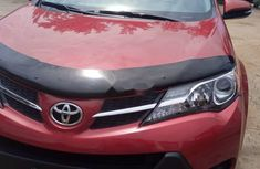 Very Clean Foreign used Toyota RAV4 2016
