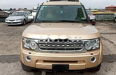 Nigerian Used 2005 Land Rover LR3 for sale