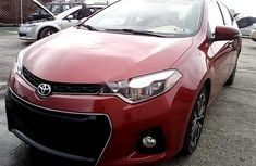 Nigerian Used 2014 Toyota Corolla for sale