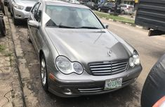Nigeria Used Mercedes-Benz C240 2004 Model Grey