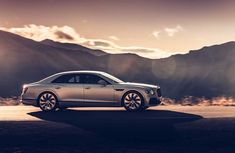 ₦79.8 million! The price you will pay for 2020 Bentley Flying Spur blackline specification