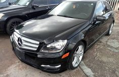 Foreign Used 2013 Mercedes-Benz C300 for sale in Lagos