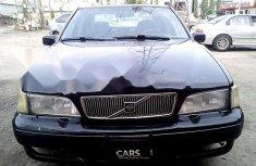 Nigerian Used Volvo S70 1998 Automatic Black