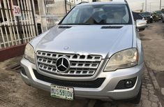 Nigerian Used Mercedes-Benz ML350 2009