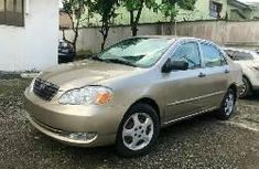 Foreign Used 2008 Toyota Corolla Automatic