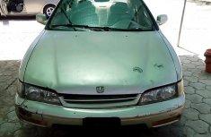 Nigerian Used Honda Accord 1995 Automatic